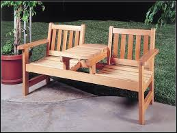 wood outdoor furniture plans free patios home decorating ideas