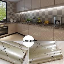 r lisation cuisine décoration de meubles de cuisine rénovation auto adhésif papier