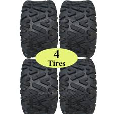 100 Mud Terrain Truck Tires 4 23x100014 23x1014 231014 4x4 Mini TIREs Barrage