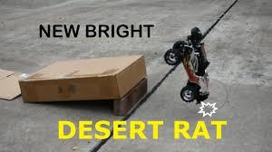100 Desert Rat Truck Center New Bright Baja RC Remote Control Off Road Vehicle YouTube