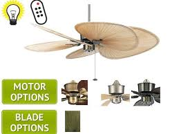 Rattan Ceiling Fans Perth by Tropical Style Ceiling Fans Island Palm Inspired Universal