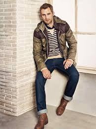 Date Outfits Men White Party Outfit Ideas For Handsome Look Casual Night Sweater Jeans And Wingtips