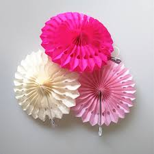 Wedding Decoration Fan 15cm Hollow Paper Folding DIY Party Decorations Tissue Flowers Birthday