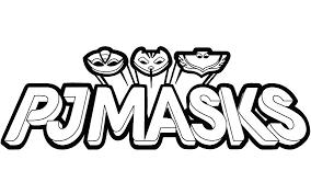 Pj Masks Coloring Pages Free Printable P J Sheets Mask Pa