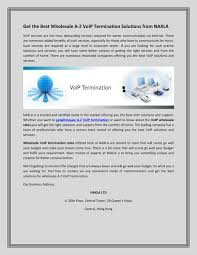 Wholesale A Z VoIP Termination Solution By Naxla - Issuu Best Cheap Wireless Wifi Internet Router Tplink Tlwr841n 2015 10 Uk Voip Providers Jan 2018 Phone Systems Guide How To Set Up Voice Over Protocol In Your Home Communications And Technology Blog Tehranicom Archives Voip Home Phone Plans Plan Amazoncom Vonage Service With 1 Month Free Ht802vd Ooma Plus Bluetooth Adapter Electronics Compare The Top 5 Switchboard System Solutions Business Over Ip Phones Options For Awesome Network Design Gallery Decorating Ideas Set Up Your Own System At Ars Technica