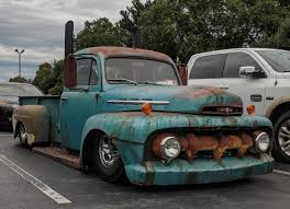 100 Ford F1 Truck 5152 With Beautiful Patina S