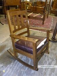 Ebay Rocking Chair Nursery by Antique Mission Rocking Chair Inspirations Home U0026 Interior Design