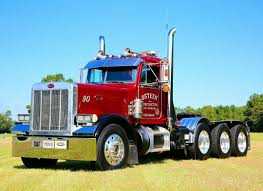 Peterbilt Custom 379 Heavy Haul | Dump Trucks Stuff | Pinterest ...