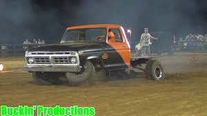 100 Truck Tug Of War FORD BREAKS AXLE IN A TRUCK TUG OF WAR GONE WRONG Power ZonePower