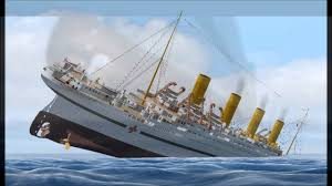 britannic sinking in virtual sailor youtube