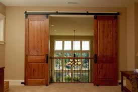 Interior Doors For Home. Amazing Kitchen Design Using Brown Solid ... Bar Sliding Barn Door Plans Best 25 Modern Barn Doors Ideas On Pinterest Sliding Design Designs Interior Ideasbarn Closet Building Space Saving And Creative Doors Dutch How To Build Page Learn About Remodelaholic Simple Diy Tutorial Front Overhang Ideas Tape Guide Cross Fake Garage Windows Diy Vinyl Free From Barntoolboxcom For The Farmhouse Small Hdware And