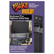 QuakeHOLD! 40 In. Flat-Screen TV Strap-4515 - The Home Depot Dressers Kmart Tv Stands Dresser Stand Walmart Bedroom Inspired Ertainment Armoire For Flat Screen Tv Abolishrmcom Flat Screen Armoire With Doors Images Door Design Ideas Eertainment Center Home Television Mobel Passages Collection Pocket Doors New Generation Painted With Tv 33 Wonderful For Screens Picture Ipirations