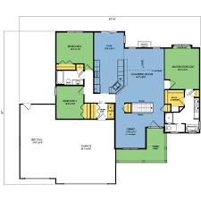 Wausau Homes Floor Plans by Voyageur Floor Plan 3 Beds 2 Baths 1841 Sq Ft Wausau Homes