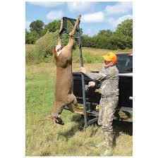 100 Deer Hoist For Truck Receiver Hitch