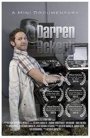 100 Ockert Darren A Mini Documentary Darren