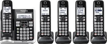 Panasonic KX-TGF575S DECT 6.0 Expandable Cordless Phone System ... Panasonic Cordless Phone And Answering Machine With 2 Kxtgf342b Voip Phones Polycom Desktop Conference Kxtgc223als Reviews Productreviewcomau Design Collection Phone Answering Machine Voip8551b Kxtgp550 Sip System Kxtg6822eb Twin Dect Telephone Set Amazonco Officeworks Kxtg5240m 58 Ghz Fhss Gigarange Supreme Expandable Kxtgp0550 For Smb Youtube Kxtgp 500 Buy Ligo Amazoncom Kxtgd220n 60 Digital Corded Home Office Telephones Us