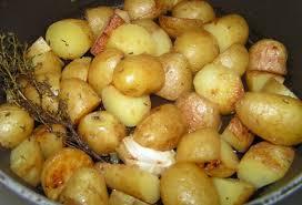 cuisiner des pommes de terre nouvelles recette de pomme de terre nouvelle au citron les recettes de cosette