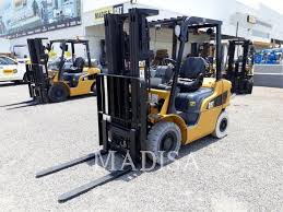 100 Cat Lift Trucks Erpillar LIFT TRUCKS GP25N5 Misc Forklifts Material