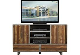 Moss Creek Gray 64 in Console TV Stands Colors