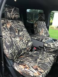 100 Neoprene Truck Seat Covers Realtree Camo Perfect Fit Guaranteed 1 Year Warranty