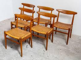 Set Of Six Hans Wegner W2 Dining Chairs For Madsens, Denmark At 1stdibs Hans Wegner Ding Chair Model W2 At 1stdibs Table Sabre Leg J For Andreas Tuck Denmark 1950s Set Mostly Danish Fniture Ottawa Wishbone Replica Emfurn Chinese 3d Max Obj Fbx 2 Shell Ch337 By Carl Hansen Sn Chair Oak Chairs Of Six Chairs Madsens At Heart And A Fh 4602 Table Archive Ch26 Ding Son Interiors Teak