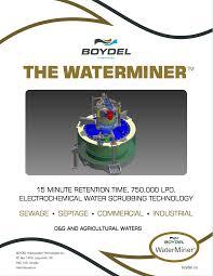 Waterminer Overview - Inovin