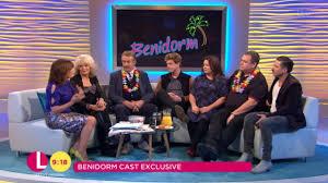 Hit The Floor Character Dies by Benidorm Cast Were U0027devastated U0027 To Hear Of Co Star Bobby Knutt U0027s