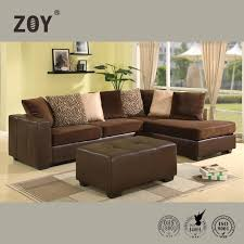 Modern Corner Sofa Set Designs For Home Fabric Color binations
