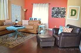 Apartment For College Students Artistic Color Decor