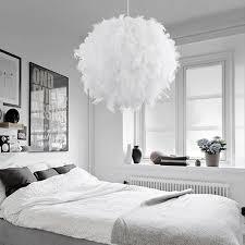feder decke licht e27 boden montieren moderne kronleuchter romantische feder decke le für wohnzimmer schlafzimmer studie hängen le