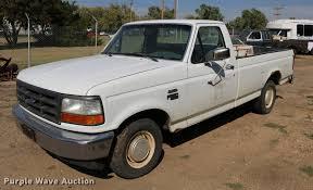 100 1992 Ford Truck F150 Pickup Truck Item DD0117 SOLD October 3