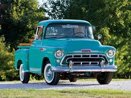 1957 Chevrolet 3100 Stepside Pickup (3A-3104) | Pistons | Pinterest ... Chevrolet Other Pickups 3100 Cab Chassis 2door 1957 Chevrolet Collector Truck 6400 Top 10 Trucks Of 2010 Chevy Truck 55 Hot Rod Network Left Side Angle 59 Pick Up For Sale 2199328 Hemmings Motor News Stepside Pickup 3a3104 Pistons Pinterest Engine Install Duncans Speed Custom Chevytruck Ct7578c Desert Valley Auto Parts Rare Apache Shortbed Original V8 Big