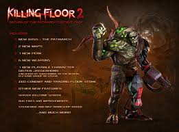 killing floor scrake only mutator killing floor v9 who is that mysterious marksman http