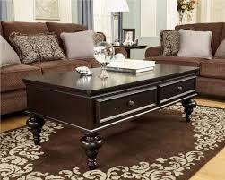 coffee tables mesmerizing ashley furniture san martin piece