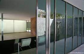 100 Barcelona Pavilion Elevation Ludwig Mies Van Der Rohe Great