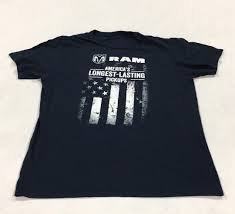 100 Longest Lasting Trucks Ram AmericaS Pickups Shirt USA Flag Funny