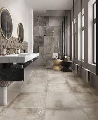 das moderne bad keramikloesungen im vintagestil floornature