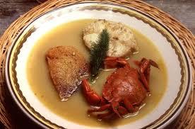 cuisine soupe de poisson soupe de poisson vieux port