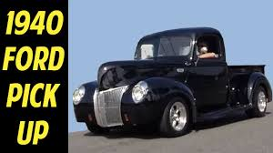 1940 Ford Pickup Hot Rod Resto Mod - YouTube 1937 Ford Pickup 88192 Motors 1940 Tow Truck Of George Poteet By Fastlane Rod Shop Acurazine V8 Pickup In Gray Roadtripdog On Gateway Classic Cars 1066tpa A Different Point Of View Hot Network The Long Haul Fueled Rides Fuel Curve F100 For Sale Classiccarscom Cc0386 Used Real Steel Body 350 Auto Ac Pb Ps Venice Sale Near Lenexa Kansas 66219 Classics Second Time Around