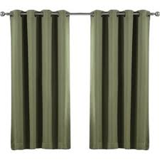 Burgundy Grommet Blackout Curtains by Blackout Curtains You U0027ll Love Wayfair