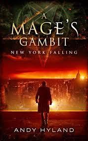 A Mages Gambit New York Falling Malachi English Book