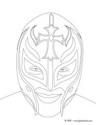 Coloring Pages Wwe Printableing Pages Undertaker Free And Kane Wwe