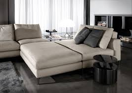 Overwhelming Sofa Bed Design In Classy Living Room