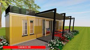 100 Modular Container House Shipping HOMES PLANS And MODULAR PREFAB Design Ideas CABINBOX 320