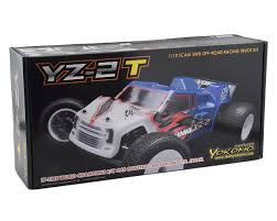 100 Best Rc Stadium Truck Yokomo YZ2T 110 2WD Electric Kit YOKBYZ2T Cars