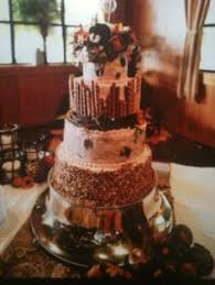 Each Layer Had Its Own Meaning Tasty RusticBeautyBridesWedding Cakes