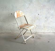 100 Stupid People And Folding Chairs Rusty Folding Chair Google Search Abandoned Office