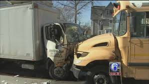 100 How To Lower A Truck School Bus And Truck Crash Headon In Merion 6abccom