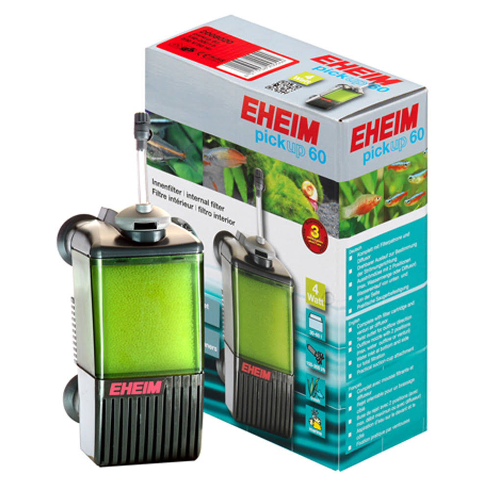 Eheim Pick Up 60 Internal Aquarium Filter