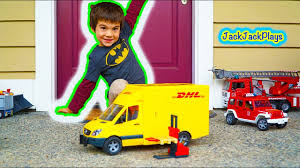 Bruder Trucks Surprise Toy Unboxing: DHL Sprinter + Forklift | Kid ... Cstruction Trucks For Children Learn Colors Bruder Toys Cement Bruder Tractors Claas New Holland John Deere Jcb 5cx Toys Youtube Children 02450 Cat Rolldozer Unboxing By Jack 4 Phillips Toy Garbage Truck Video 3 Videos Children And Tonka Toys Village New Road Mack Granite Dump Truck Rc Cveionfirst Load After Man Tgs Tanker 03775 Technology Of Boys 2014 Car Timber Scania Mobilbagger 0244 Excavator Site Dump Best Of Videos